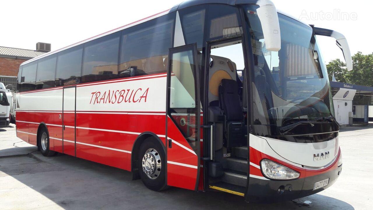 turistični avtobus MAN 410 ratio Obradors