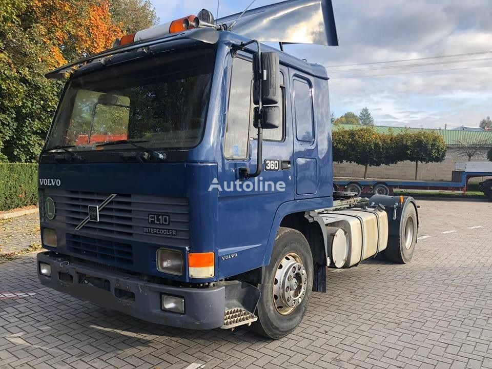 vlačilec VOLVO Fl10 360 one hand, perfect condition