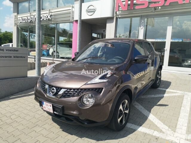 crossover NISSAN Juke 1.6 Xtronic N-Connecta