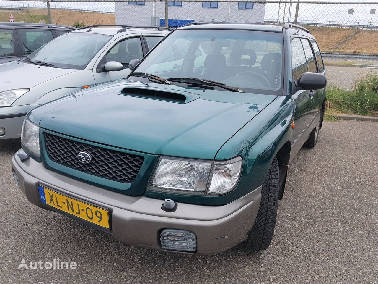 crossover Subaru Forester 4x4 AWD S Turbo Engine / Manual / Airco