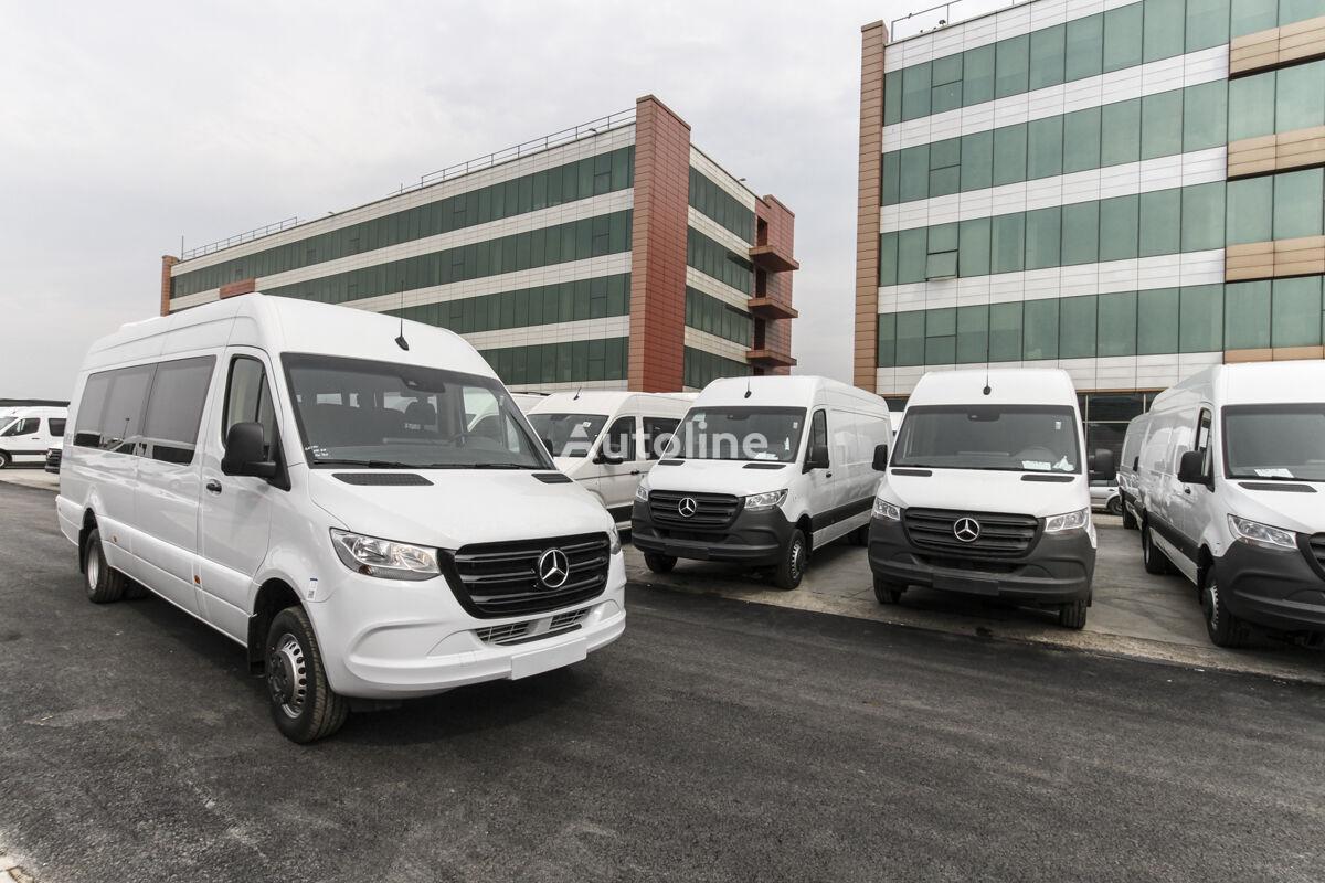nov potniški minibus MERCEDES-BENZ IDILIS 516 19+1+1 *COC* 5500kg * Ready for delivery