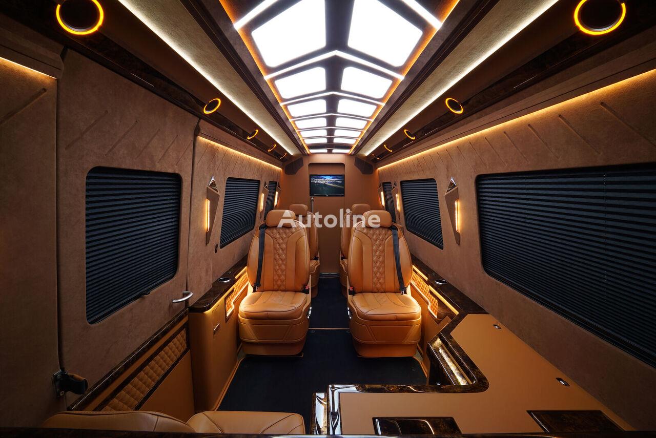 nov potniški minibus MERCEDES-BENZ ERDUMAN ® | VIP LUXURY SPRINTER | ARMORED | /W BATHROOM | CUSTOM
