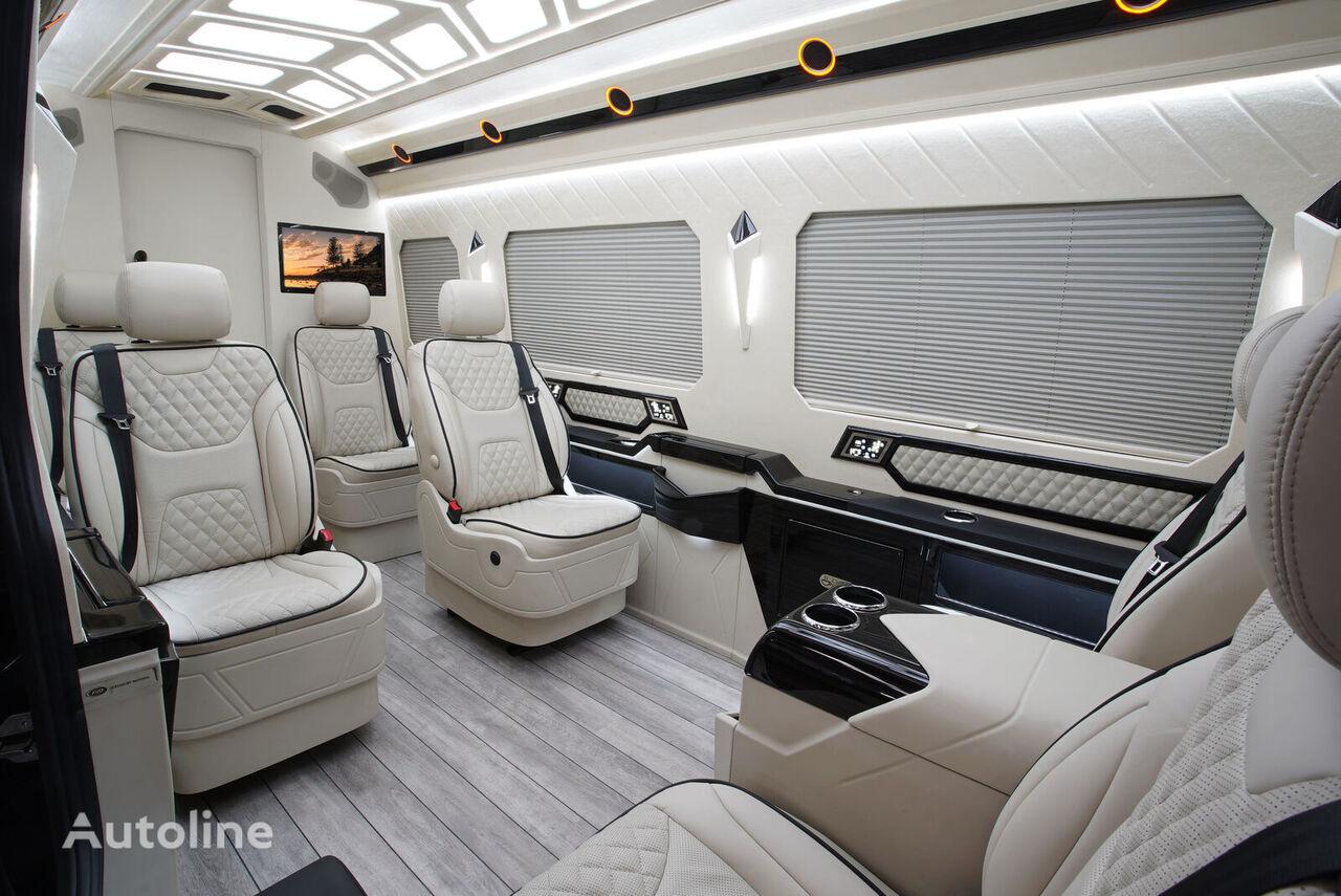 nov potniški minibus MERCEDES-BENZ ERDUMAN ® | VIP LUXURY SPRINTER /W BATHROOM | CUSTOM