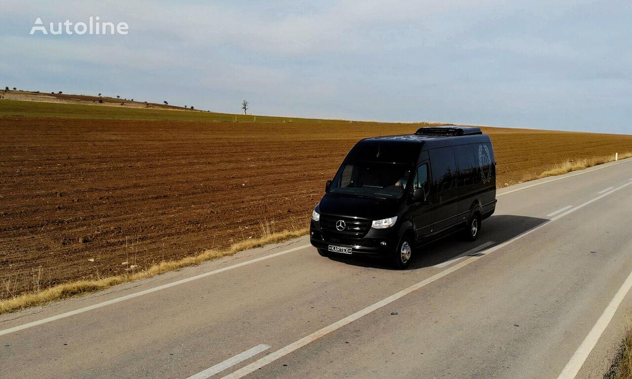 nov potniški minibus MERCEDES-BENZ Sprinter 519