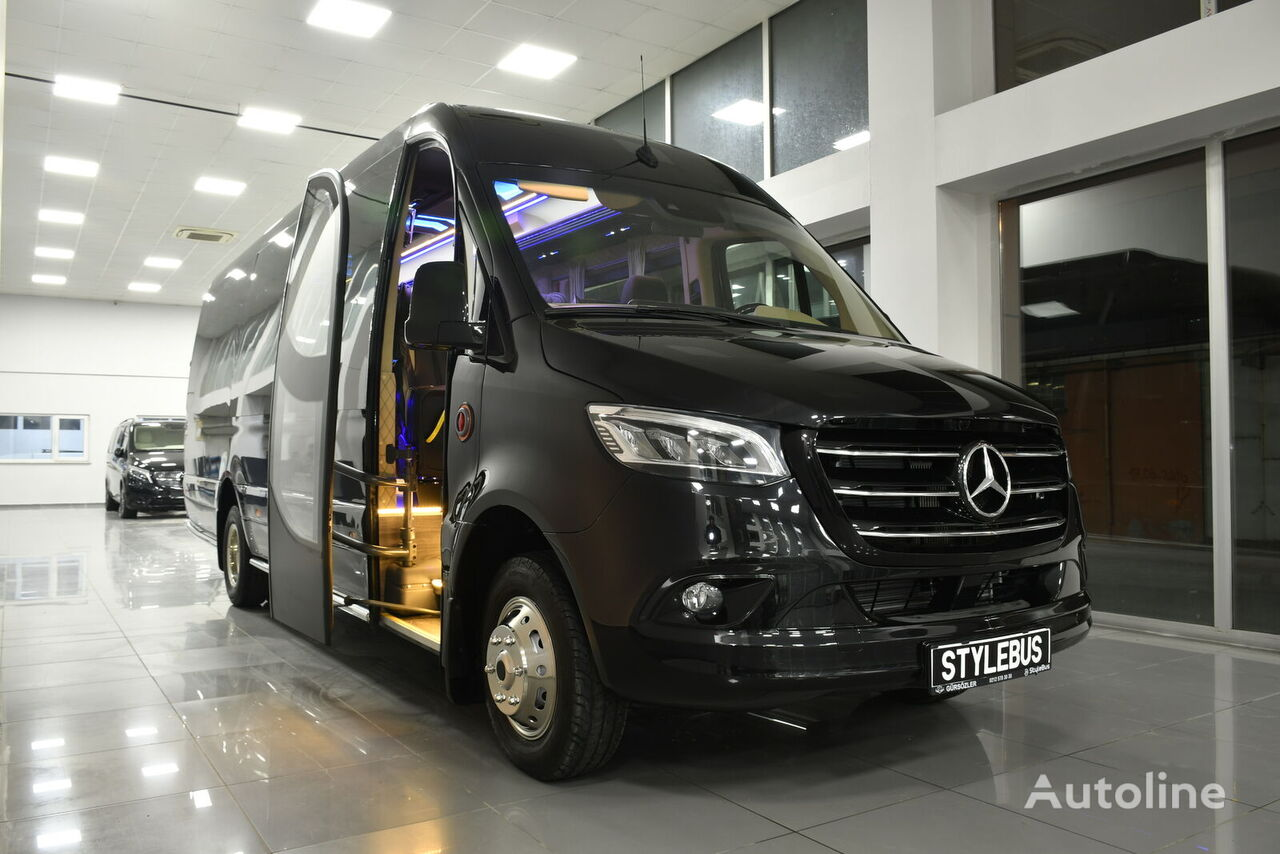 nov potniški minibus MERCEDES-BENZ Sprinter 519 AUTOMATİC