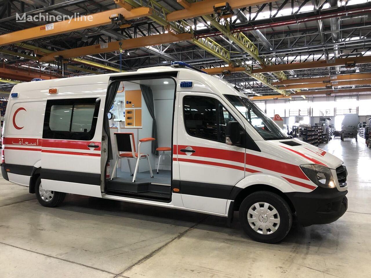 nov reševalno vozilo MERCEDES-BENZ Sprinter 316 CDI