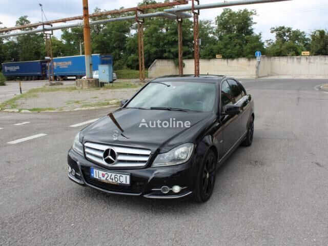 sedan MERCEDES-BENZ C trieda Sedan 250 CDI BlueEFFICIENCY Avantgarde A/T, 150kW, A7,